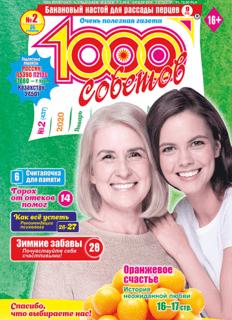 1000 СОВЕТОВ №2 2020