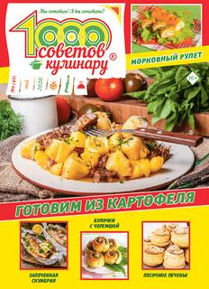 1000 СОВЕТОВ КУЛИНАРУ №9 2020