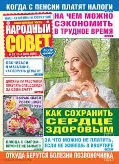 Народный совет №23 2020