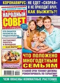 Народный совет №47 2020