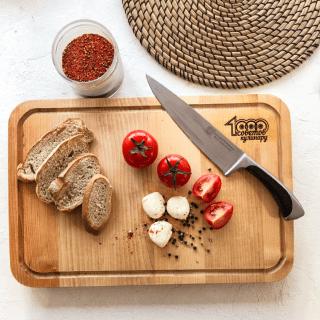 Разделочная доска «1000 советов кулинару»
