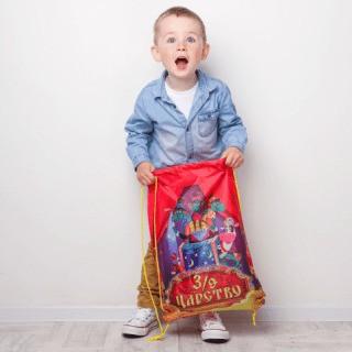 Рюкзак для сменки «3/9 Царство»